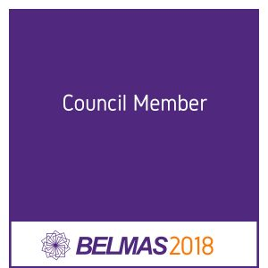 BELMAS Council member