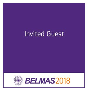 Invited guest of BELMAS